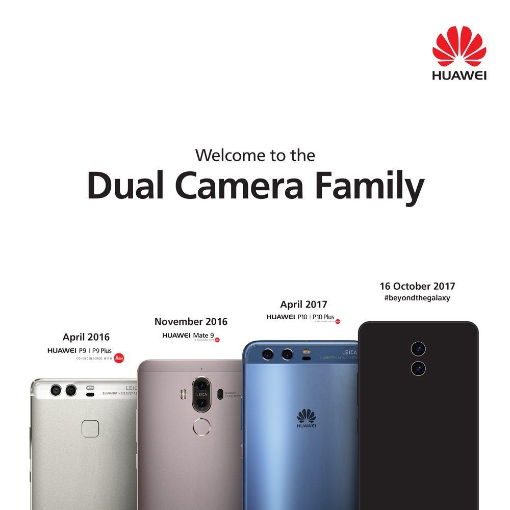 Huawei Mate 10, l'azienda rilascia un video teaser per esaltare il dispositivo