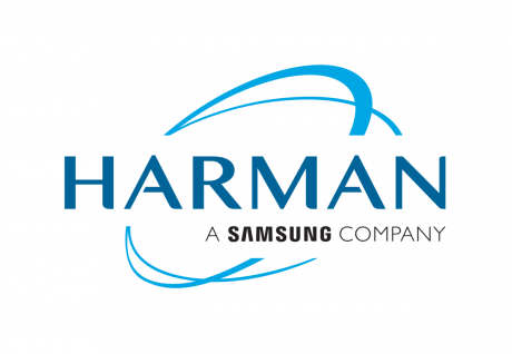 Harman Primary Corporate Logo CMYK