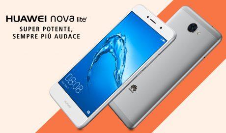 Huawei Nova Lite+ e Nova Young ufficiali in Italia, Huawei Nova 2 su Amazon a 399 Euro
