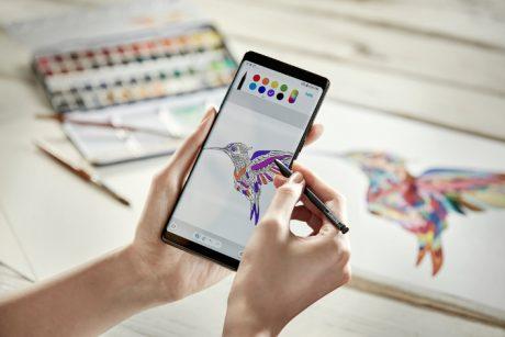 In Depth Note8 S Pen main 6