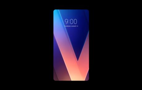 LG V30 cop