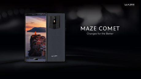 Maze Comet 170810