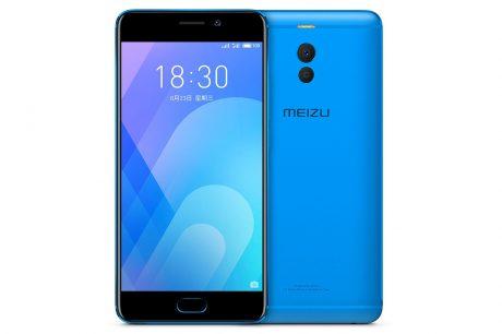 Meizu M6 Note render copertina