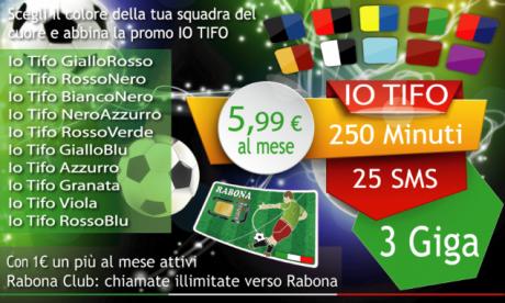 Rabona Mobile Io Tifo