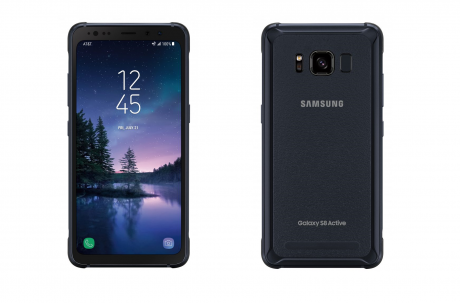Samsung Galaxy S8 Active Ufficiale