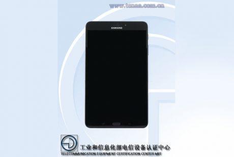 Samsung Galaxy Tab A 2017 TENAA