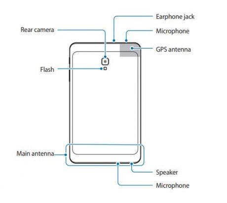 Samsung Galaxy Tab A 8.0 2017 Manual 17