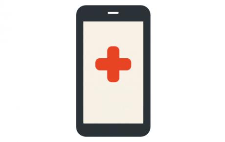 Smartphone medico