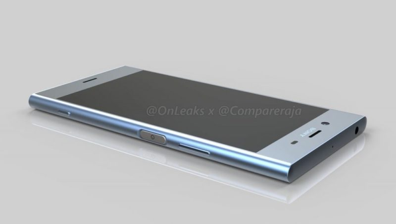 Sony Xperia XZ1 Premium: questa foto ci mostra la scocca posteriore (?)