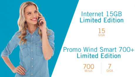 Wind Internet 15GB Smart 700