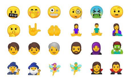 Android 8 oreo emoji copertina