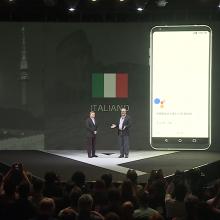Samsung galaxy note 8 vs lg v30 primo video confronto da ifa 2017 tutto android for Google assistant italia