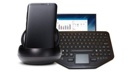 IKey BT 870 TP Keyboard For Samsung DeX