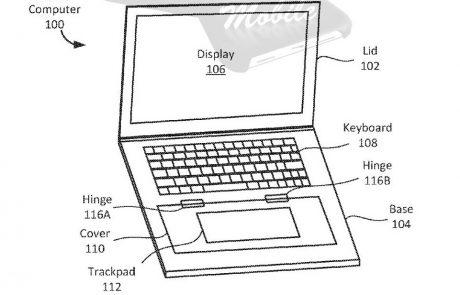 Google deposita un brevetto su un notebook: forse un nuovo Pixel C in arrivo