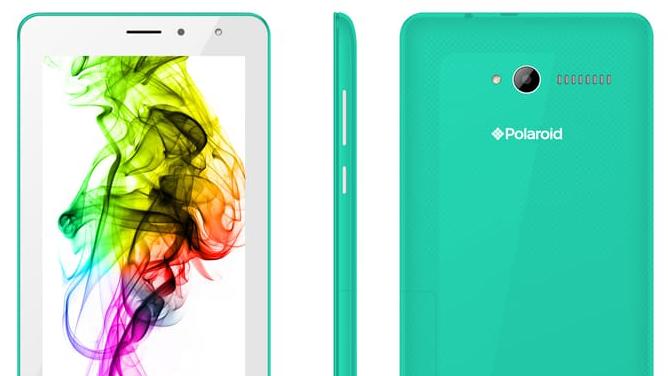 Polaroid annuncia nuovi smartphone e tablet con SoC MediaTek e 1GB RAM