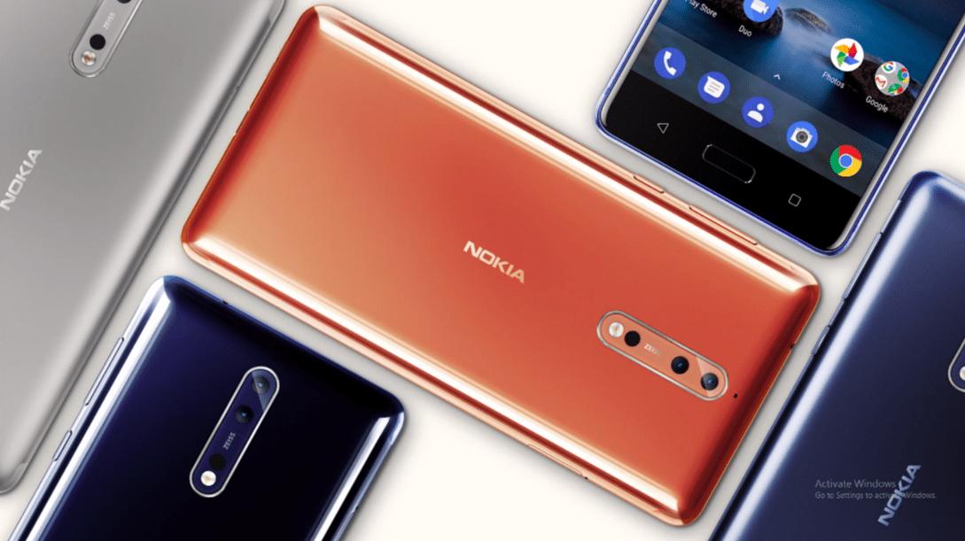 Nokia 8 è ufficiale: caratteristiche tecniche del nuovo flagship