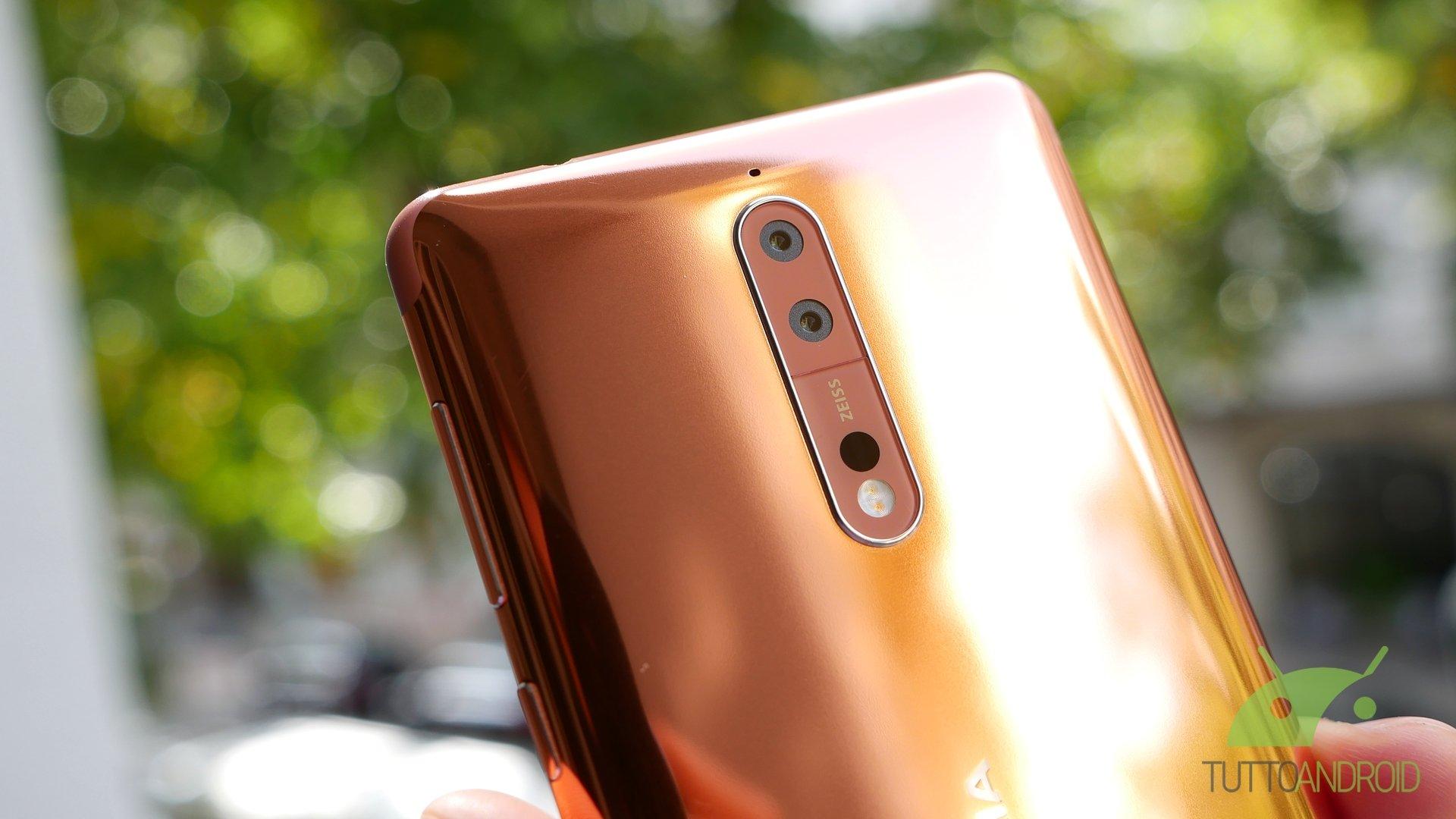 Nokia 8: al via le spedizioni in UK dal prossimo 13 settembre