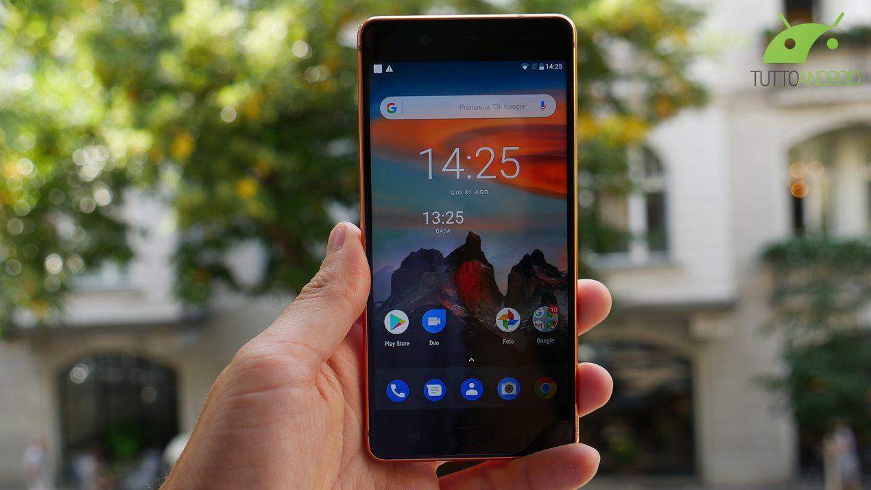 Nokia: si aggiorneranno ad Android Oreo tutti gli smartphone prodotti da HMD