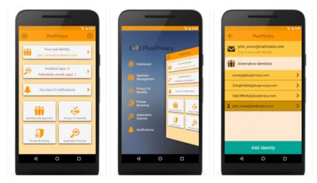 Ecco PlusPrivacy, l'applicazione per proteggere meglio i vostri dati personali e… venderli