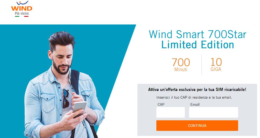 Tornano Wind Smart 7 Gold, Wind Smart 7 Star e Wind Smart 5 Gold: ecco come attivarle