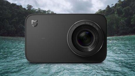 Xiaomi MIJIA Compact Camera 4K, con stabilizzazione a sei assi a meno di 90 euro