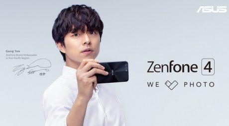 Zenfone 4 teaser
