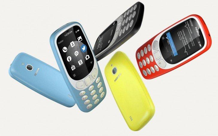 Nokia 3310 disponibile in versione 3G