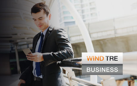 App Wind Tre Business