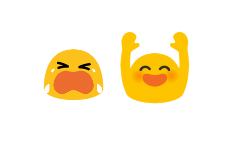 Emoji blob