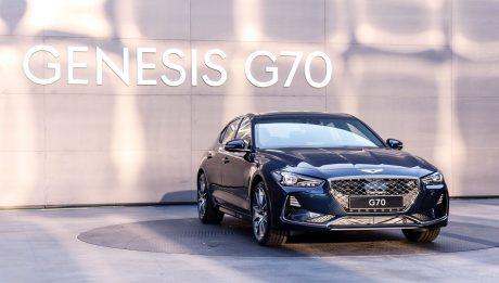 Genesis G70 AH 2
