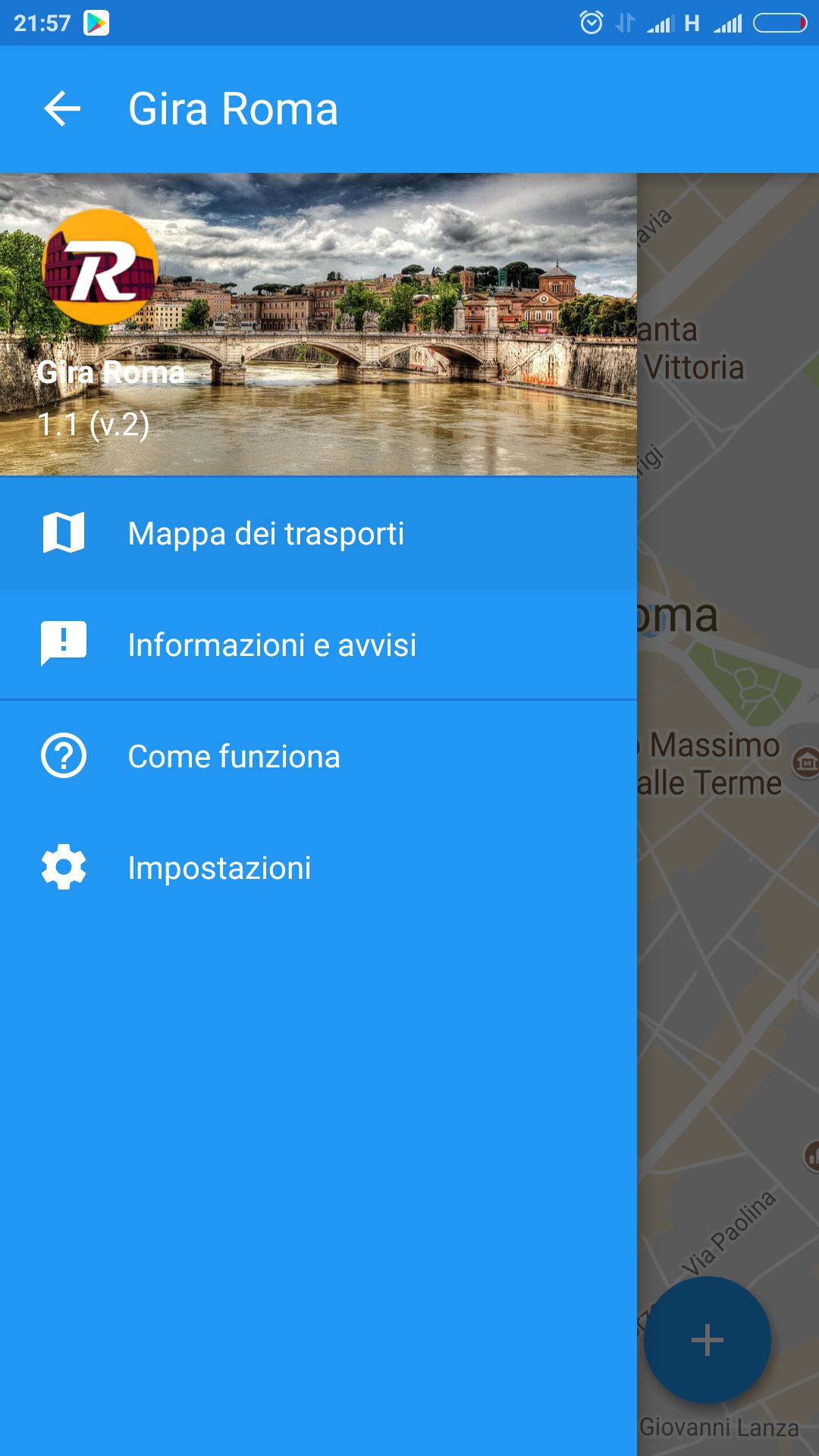 gira roma l 39 app per gli spostamenti nella capitale con i mezzi pubblici tuttoandroid. Black Bedroom Furniture Sets. Home Design Ideas