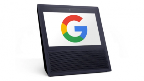 Google Amazon Echo Show