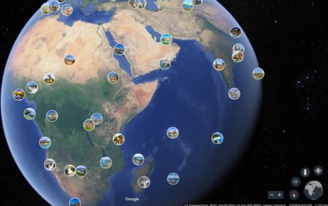 Google Earth foto utenti
