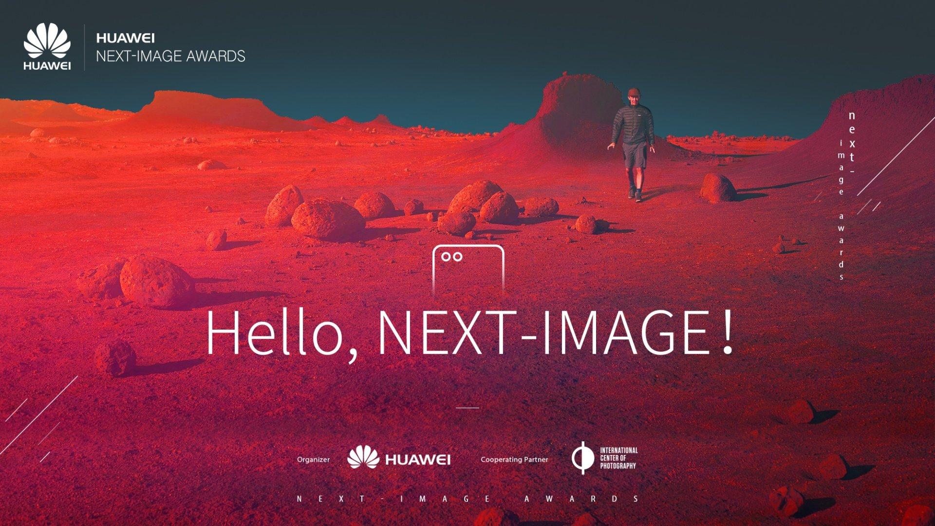 Huawei lancia la prima edizione del concorso NEXT-IMAGE