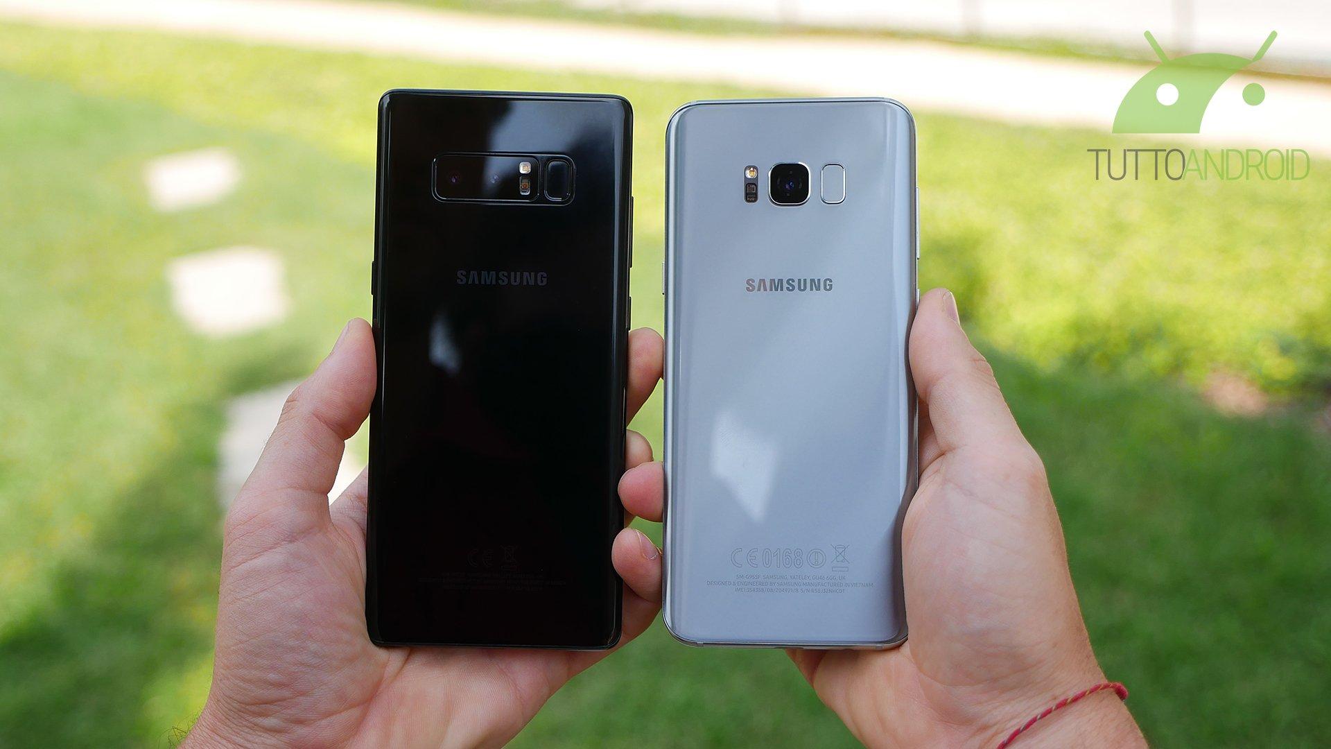 Bixby Vision 2 4 arriva su Samsung Galaxy S8, S8 Plus e Note 8 con