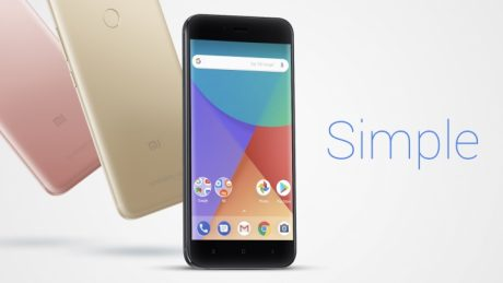 Xiaomi Mi A1 copertina