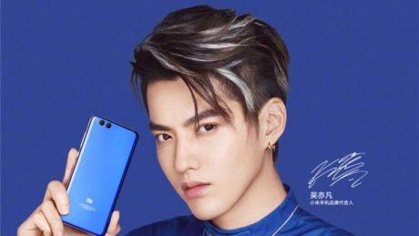 Xiaomi Mi Note 3 teaser c