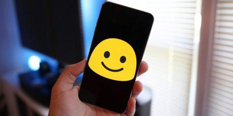 Google rilancia gli emoji blobs come pacchetti di sticker in