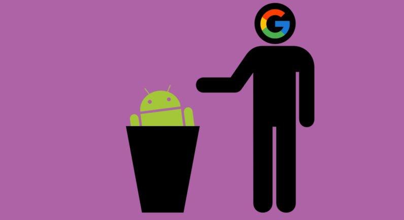 Google elimina automaticamente i backup dei device inattivi