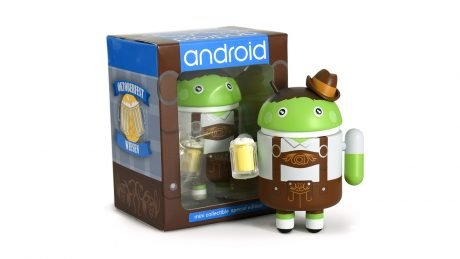 Android oktoberfest withbox