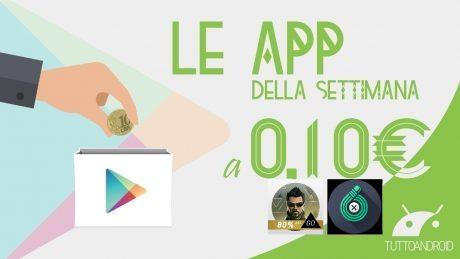 App 10 cent 12 settembre 2017