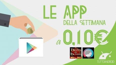 App 10 cent 27 settembre 2017