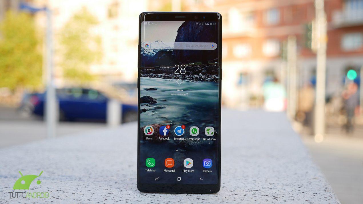 Tecnologia, Samsung Galaxy S9: pochi ma apprezzati miglioramenti rispetto al modello S8