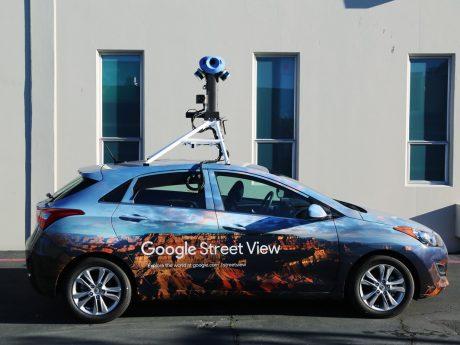 Google street view cars 2