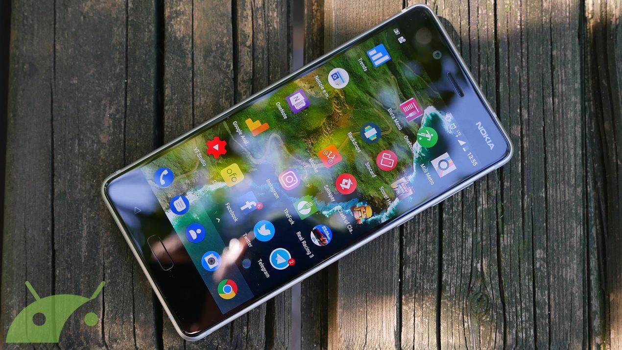 Nokia 8 con Android 8 Oreo entro la fine di ottobre?