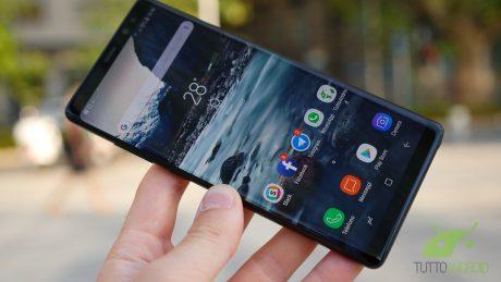 Il Samsung Galaxy Note 8 potrebbe avere un'edizione speciale dedicata a Star Wars