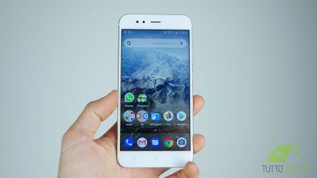 Xiaomi mi a1 11