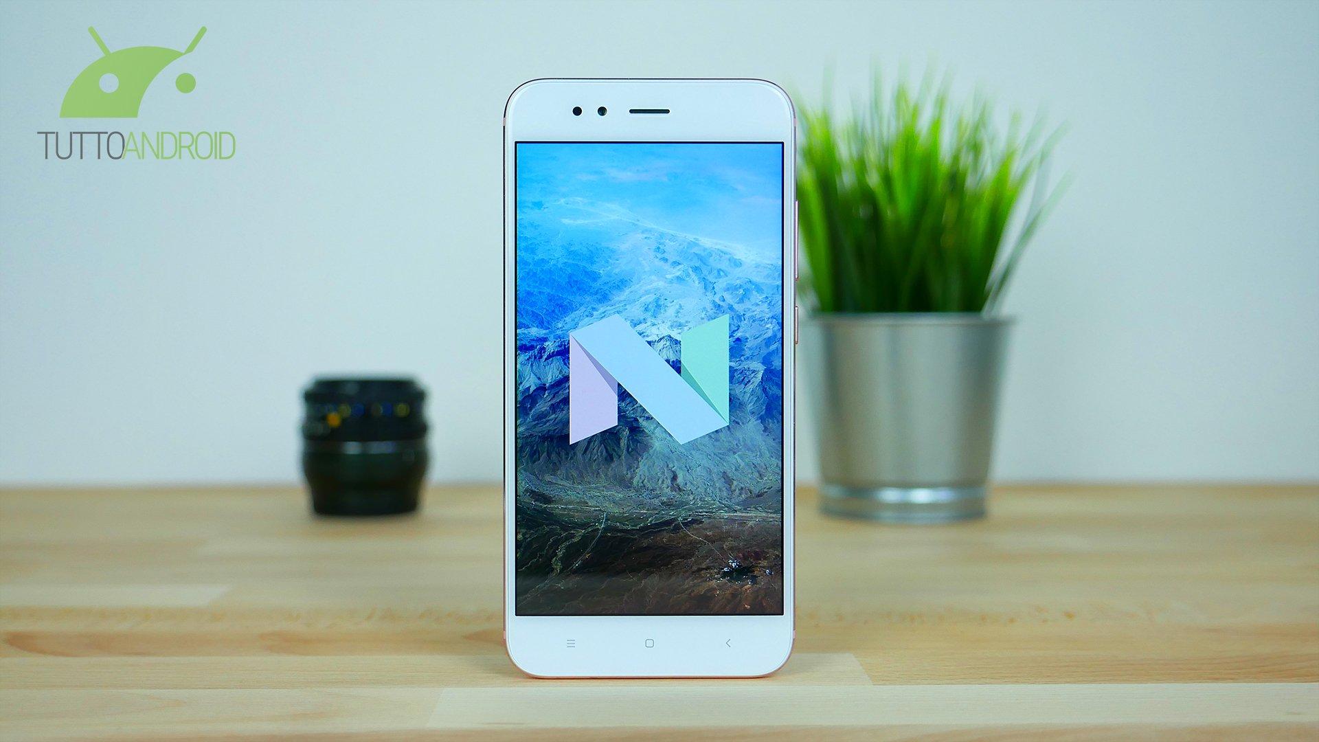 Recensione Xiaomi Mi A1 Best Buy Nexus Style Tuttoandroid