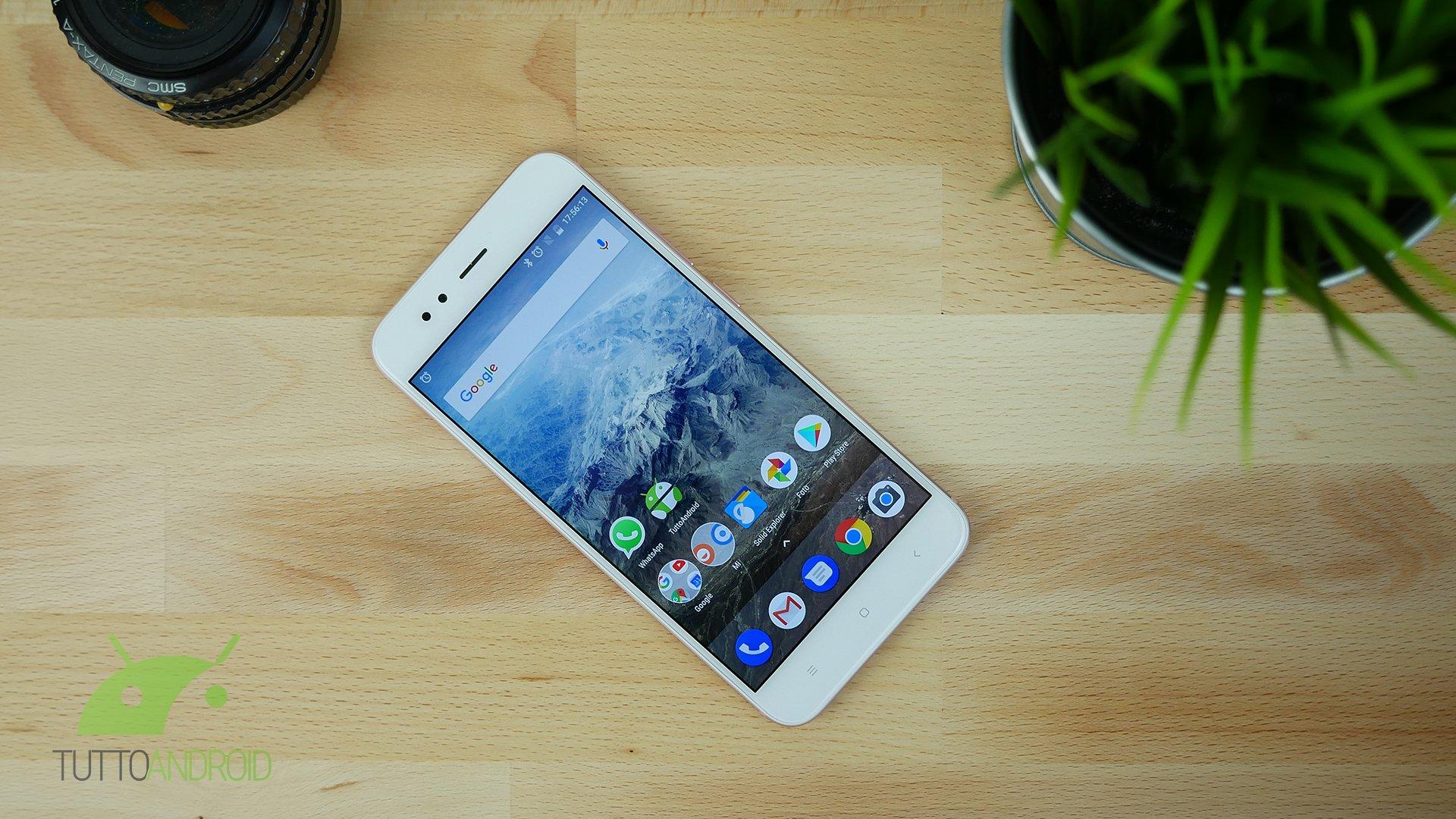 Ufficio Per Xiaomi : Recensione xiaomi mi a1: best buy nexus style tuttoandroid