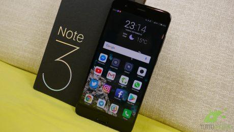 Xiaomi Mi Note 3 è disponibile anche nella variante con 4 GB di RAM